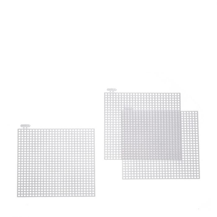 Darice • Plastic Stramien Vierkant 10cm