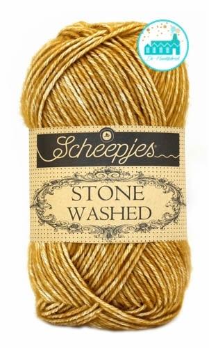 Scheepjes Stone Washed - 809 - Yellow Jasper