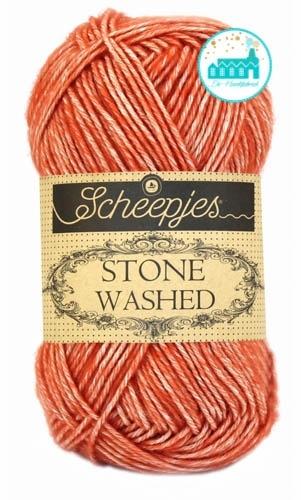 Scheepjes Stone Washed - 816 - Coral