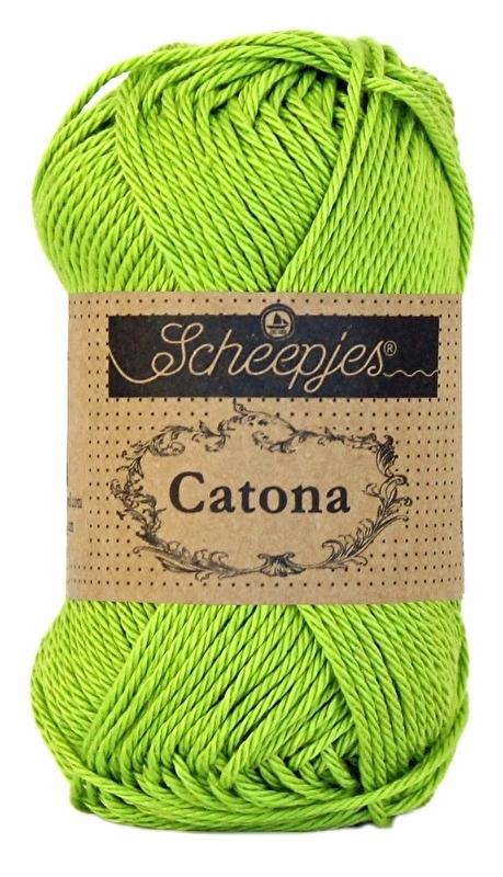 Scheepjes Catona Kiwi 205