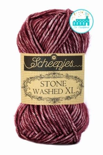 Scheepjes Stone Washed XL - 850 - Garnet