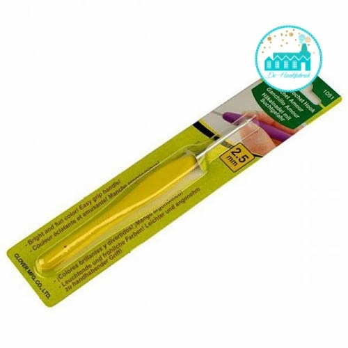 Clover Amour Crochet Needle 2,5