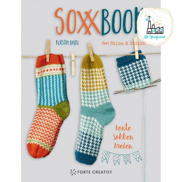 Soxx Book Deel 1 Sokken Breien