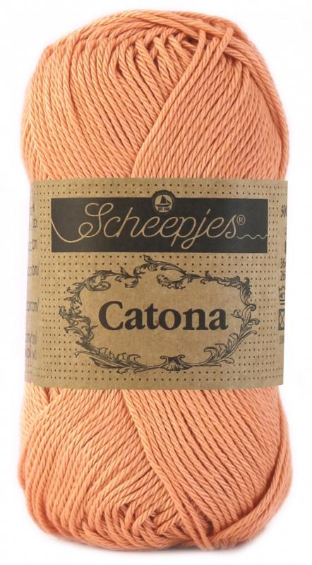Scheepjes Catona 524 Apricot