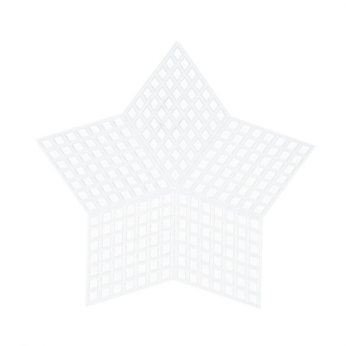 Darice • Plastic Stramien ster