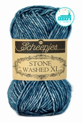 Scheepjes Stone Washed XL - 845- Blue Apatite