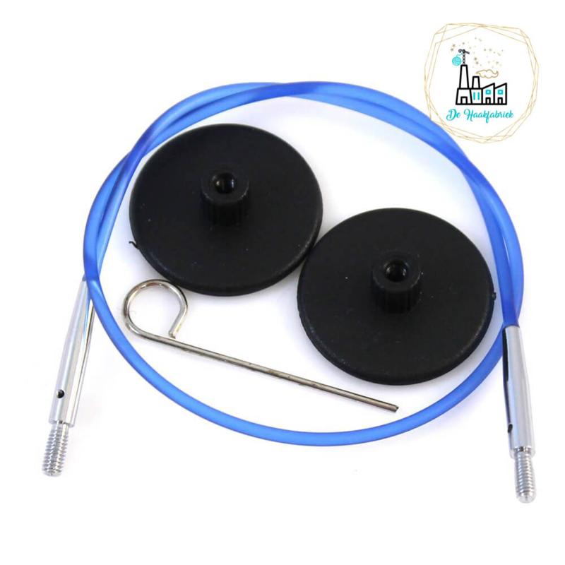 Knit Pro Kabel 50 cm met einddopjes