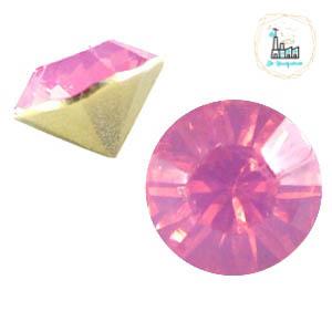 BQ puntsteen SS39 French rose opal