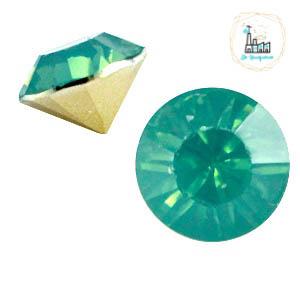 BQ puntsteen SS39 Turmaline green opal
