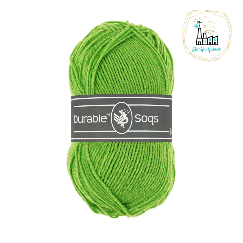 DURABLE SOQS 403 Parrot green