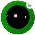 Veiligheidsoogjes gekleurd rond 6MM Groen