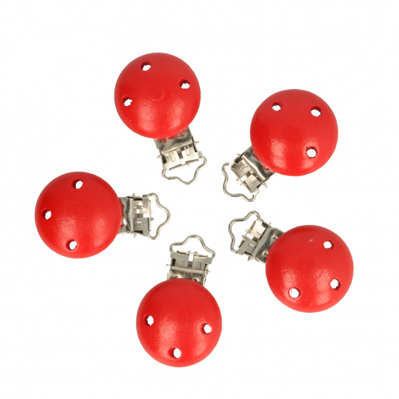 Speenclip ROOD 30MM