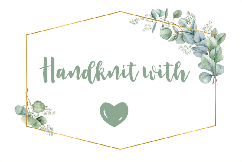 Cadeaukaartjes Handknit with Love