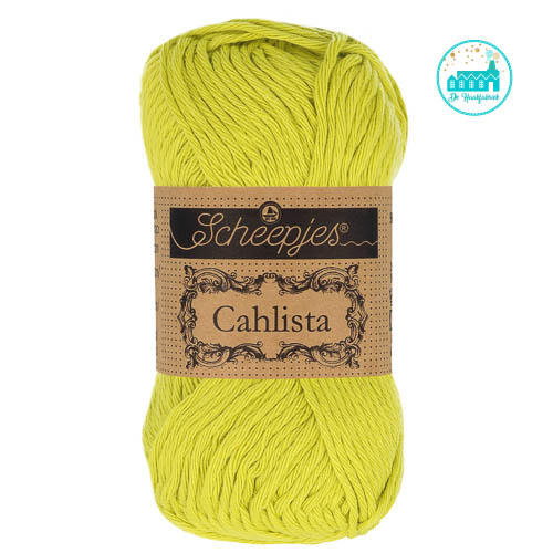 Cahlista Green Yellow (245)