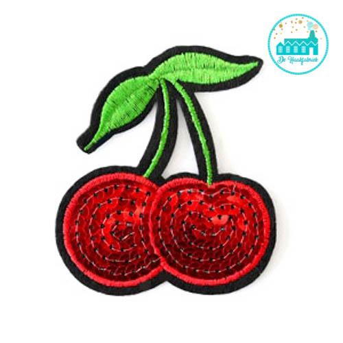 Patch Cherry 10 cm x 5 cm