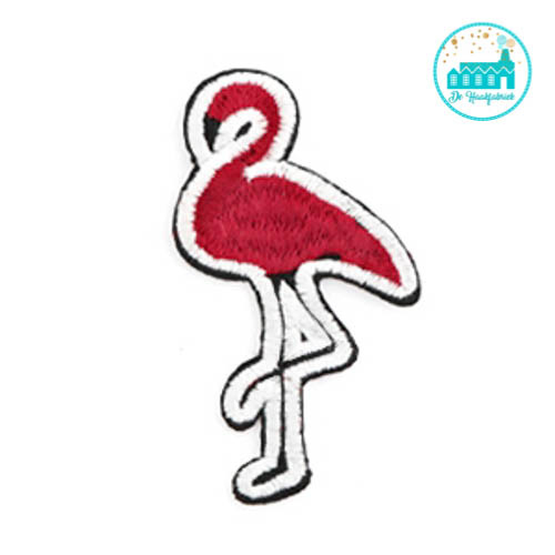 Patch Flamingo 7 cm x 4 cm