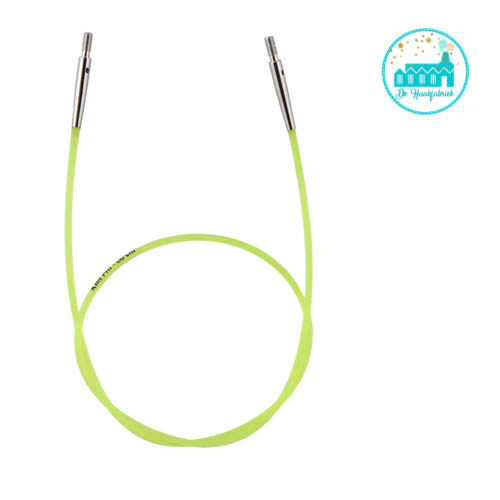 Knit Pro Kabel 60 cm met einddopjes