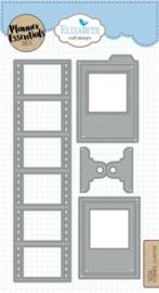 Planner Filmstrip - Stans