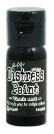 Distress Paint - Black Soot
