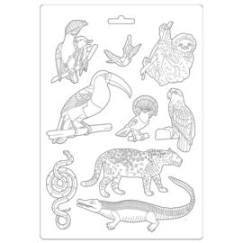 Amazonia: Animals - Maxi Mold