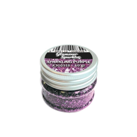 Sparkling Purple - Glamour Sparkles