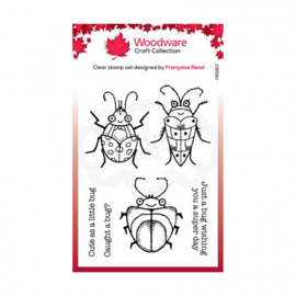 Cute Bugs - Clearstamps