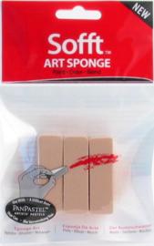 Sponge Bar Flat - 3 pcs