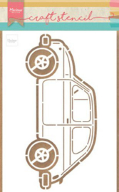 Car/Fiat - Mask Stencil