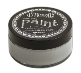 Slate Grey - Dylusions Paint
