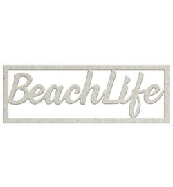 Beachlife - Chipboard