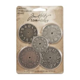 Timepieces Antique - Decoratie metaal