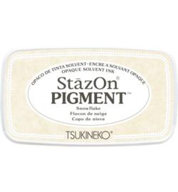 StazOn Pigment Snowflake