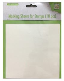 Masking Sheets for Stamps