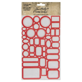 Classic Label Stickers
