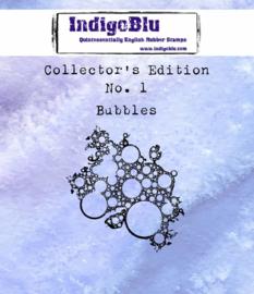 Bubbles Collectors Edition 1 - Clingstamp A7