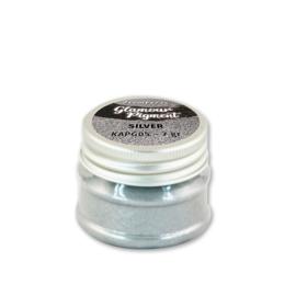 Silver - Glamour Pigment Powder