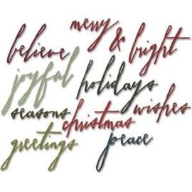 Handwritten Holidays - Stans