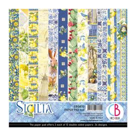 """Sicilia - 6x6"""""""