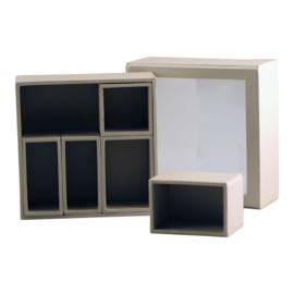 Configurations 14 x 14 cm