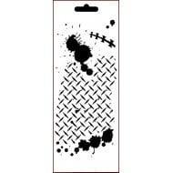 Checkerplate - Stencil