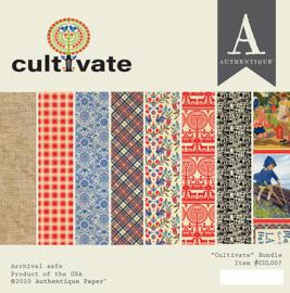 """Cultivate - 6x6"""""""