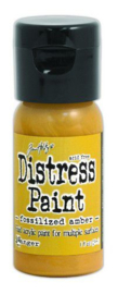 Distress Paint - Fossilized Amber