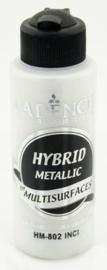 Parelmoer - hybride metallic verf