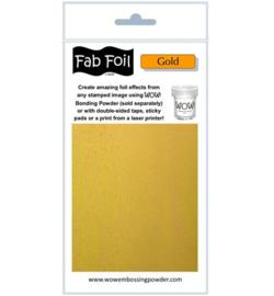 Wow! Fabulous Foil Bright Gold
