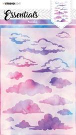 Mask Achtergrond Wolken Essentials nr.29 - Mask