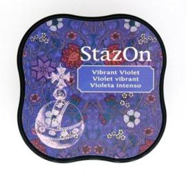StazOn Inktkussen Midi Vibrant Violet