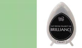 Pearlescent Lime - Brilliance Dew Drop Inkpads