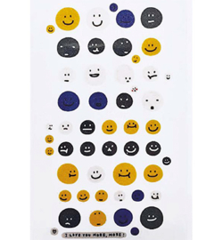 Smilies - Mini Stickers