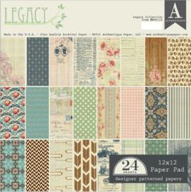 """Legacy - 12x12"""""""