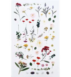 Flowers - Mini Stickers